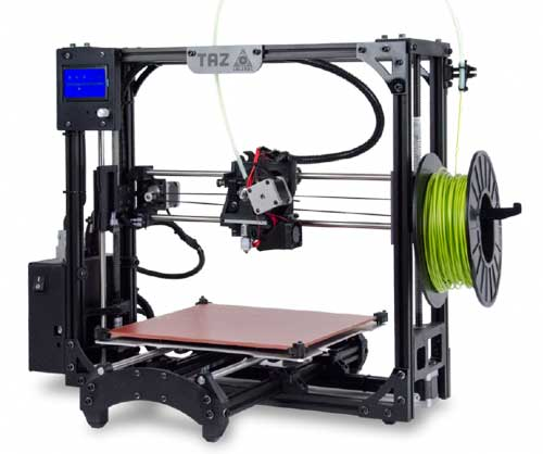 Impresora 3D Papa Robot