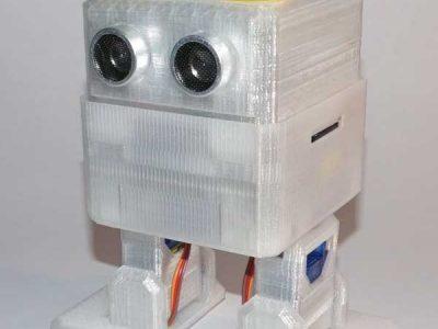 Papa Robot Otto cuernos